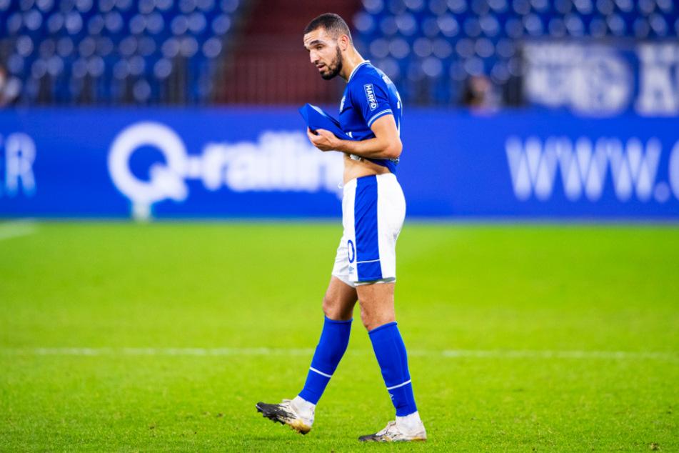 """Der FC Schalke 04 und Nabil Bentaleb (26) passen """"nicht zusammen""""."""