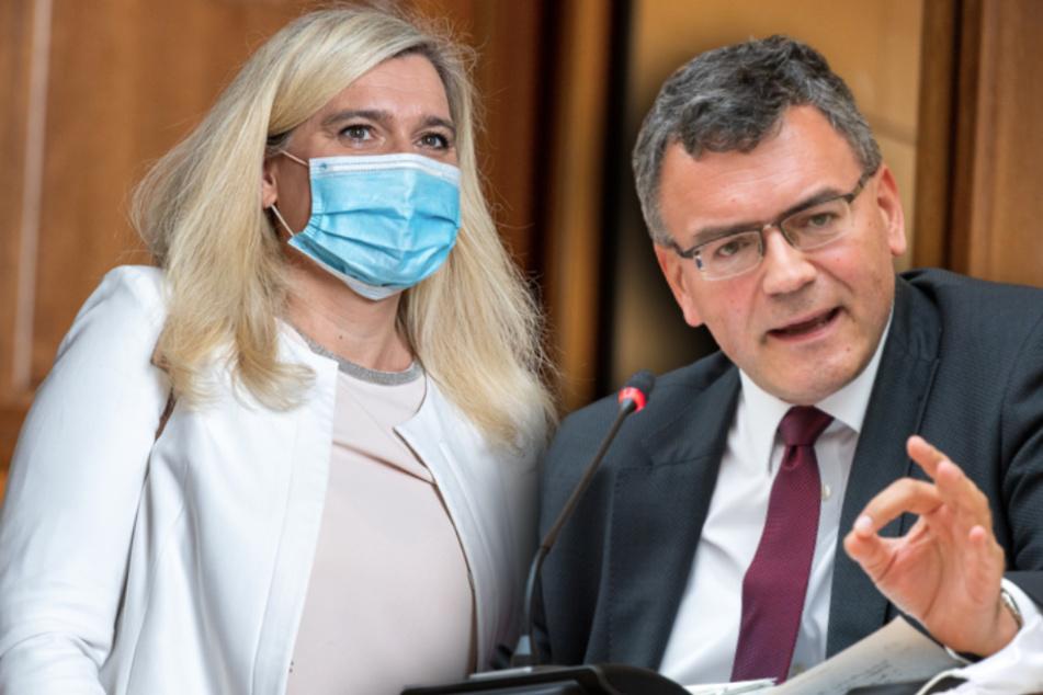 Trotz tausendfacher Testpanne: Bayern sieht Fehler bei Bundesländern