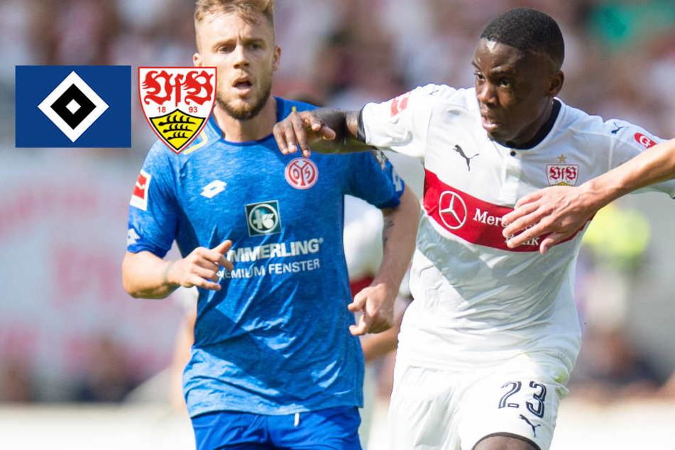 HSV verstärkt sich mit Stuttgarts Mangala