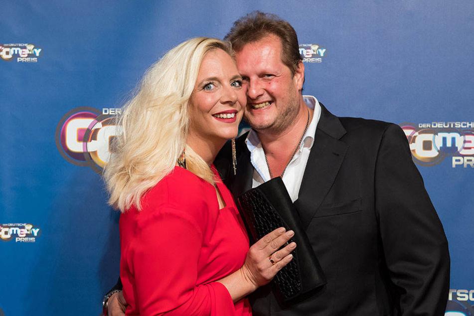 Jens und Daniela Büchner waren seit 2015 ein Paar, 2017 folgte die Heirat.