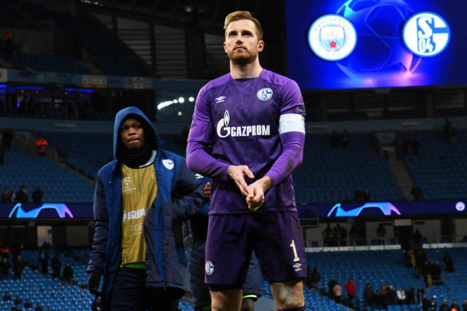 Ex-Schalke-Kapitän Ralf Fährmann (r.) soll zur kommenden Saison wieder zu S04 zurückkehren und den Kampf um die Nummer eins aufnehmen.