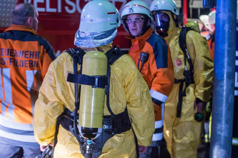 Am Samstagabend gab es einen Gas-Alarm bei einer Nikolausfeier in Stuttgart.