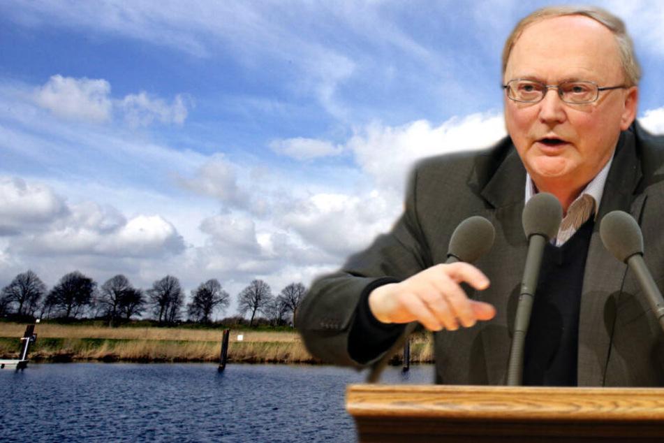 """Senat soll """"Reißleine ziehen"""": Freizeitparadies Dove-Elbe in Gefahr?"""