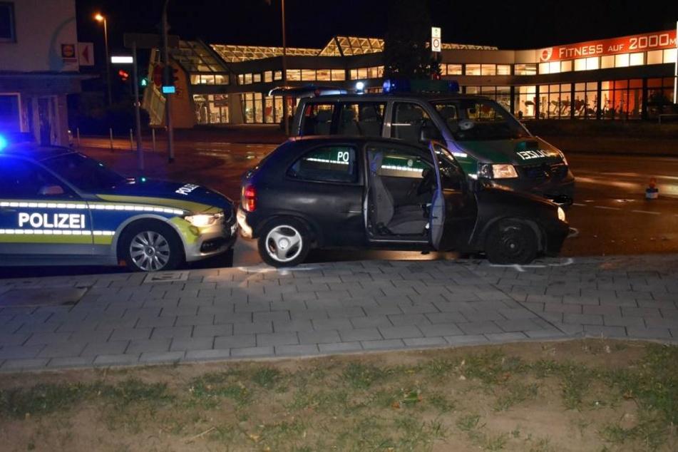Bei der Verfolgungsjagd in Mönchengladbach wurde ein Polizist verletzt.