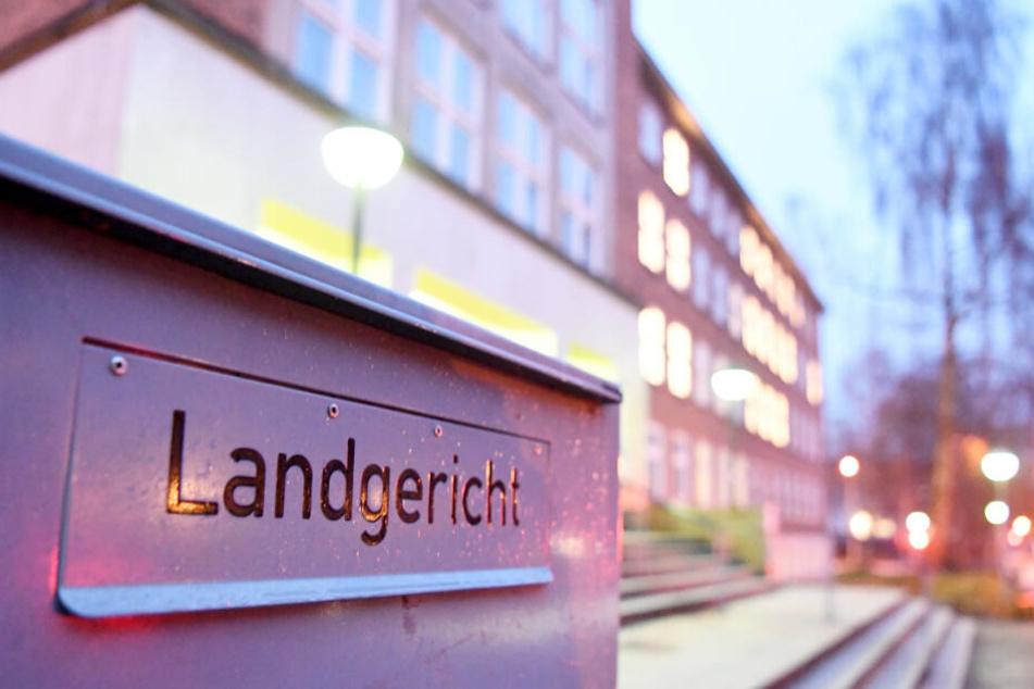 Vor dem Landgericht Kiel wird der Prozess gegen Ingo F. geführt. (Archivbild)