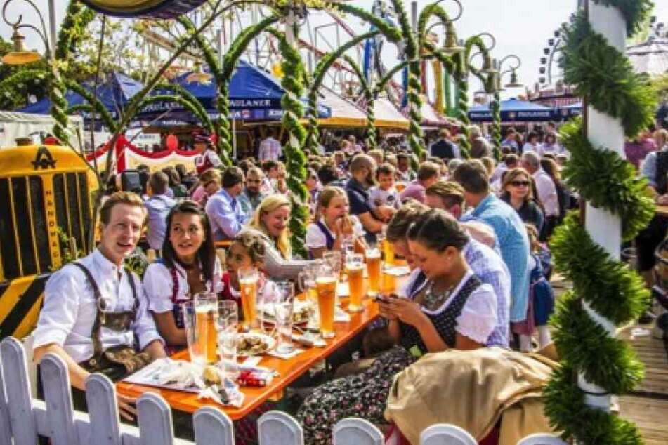 Bayerischer Exportschlager: Oktoberfeste gibt es auf der ganzen Welt