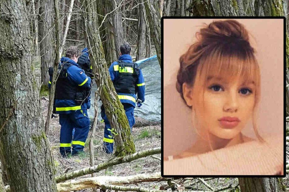 Die Suche nach Rebecca wurde auch am Donnerstag fortgesetzt.