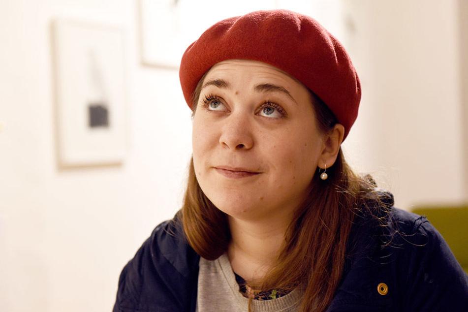 Stefanie Sargnagel ist Mitglied einer sogenannten feministischen Burschenschaft, einer linken Aktivistengruppe.
