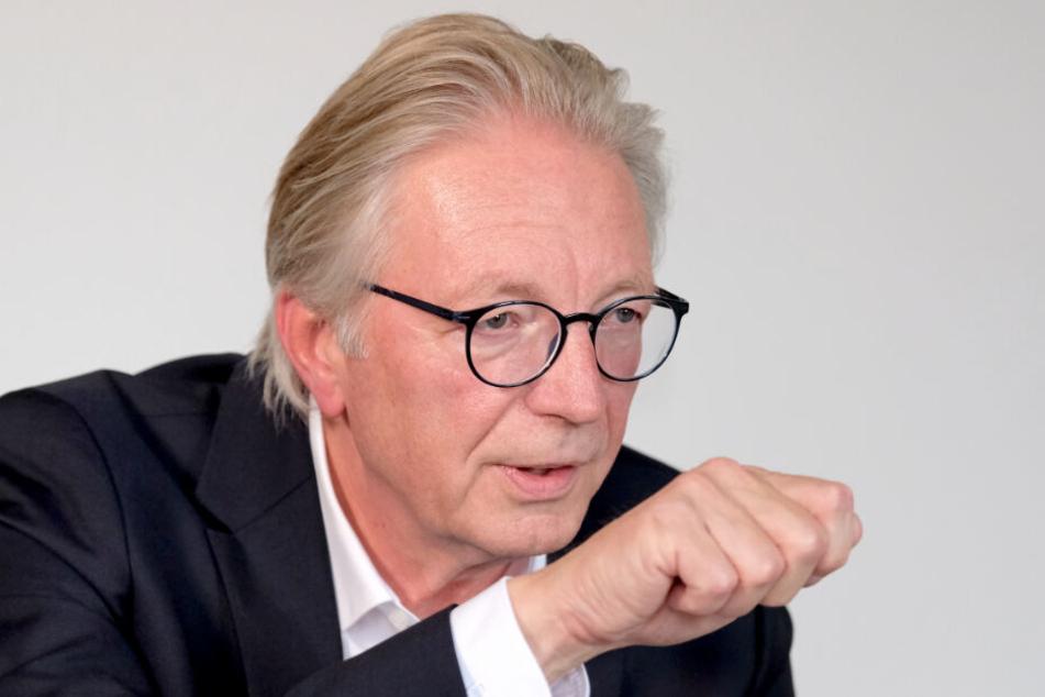 Roger Kehle, Vizepräsident des Deutschen Städte- und Gemeindebundes.