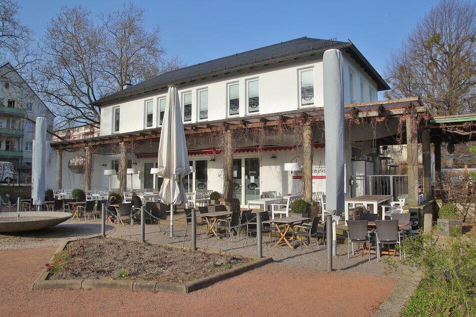 Der Rosengarten in der Neustadt ist derzeit geschlossen.