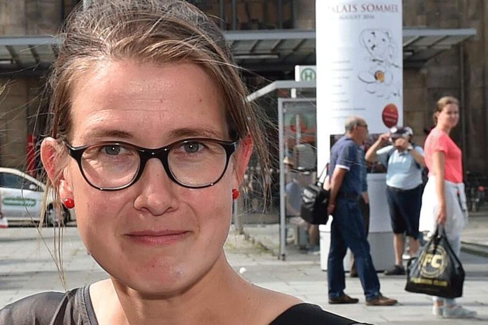 Stadtbezirksbeirätin Benita Horst (40, FDP).