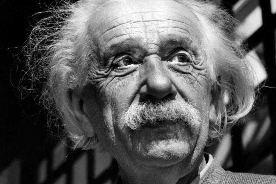 Nobelpreisträge rund Genie: Albert Einstein, hier auf einem Bild aus dem Jahr 1954.