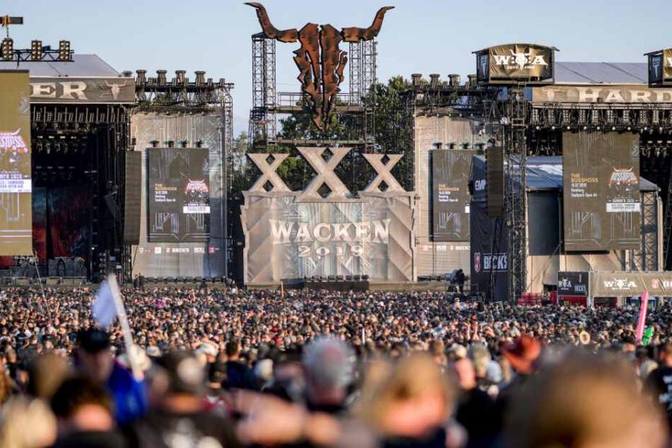 Fund des toten Säuglings überschattet Wacken: Festival-Bilanz aber positiv