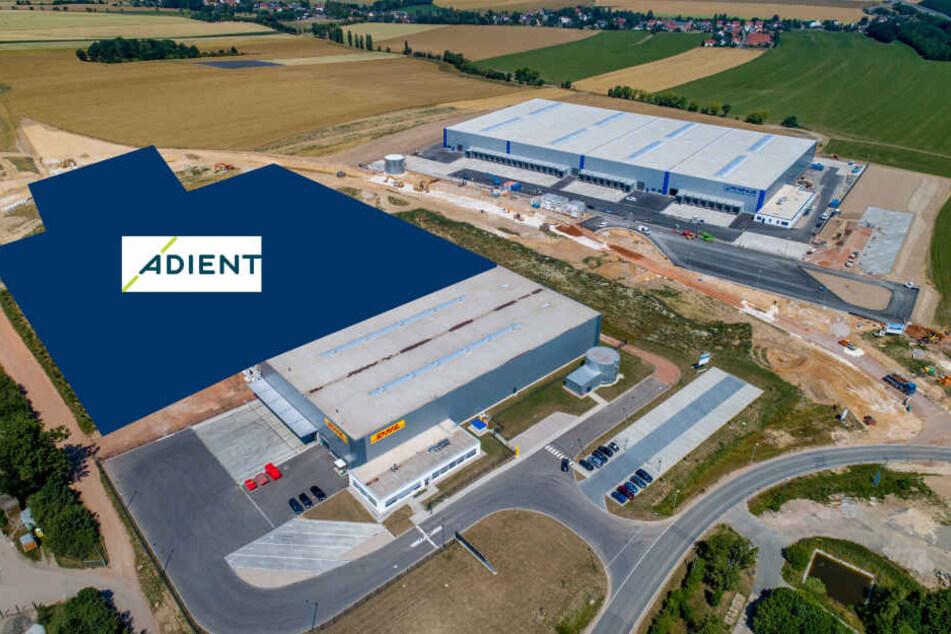 Autositzhersteller Adient und Flächenbetreiber Metawerk Meerane GmbH investieren jeweils einen zweistelligen Millionenbetrag ins Industriegebiet Meerane-West.