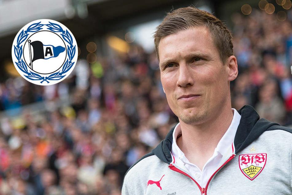 VfB-Trainer Wolf will Bielefeld Schützenhilfe leisten