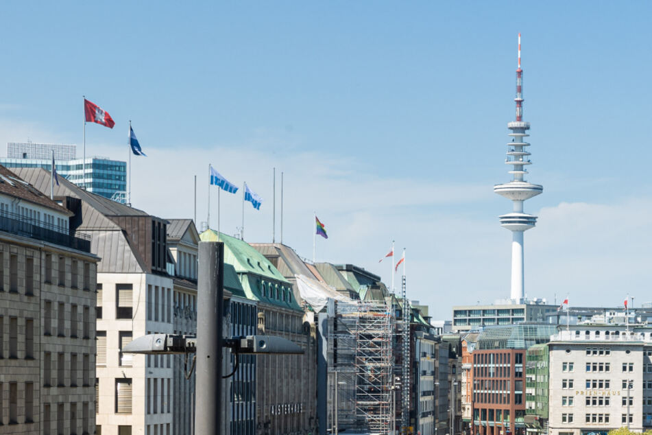 Hamburg hat zu viele Corona-Infizierte.