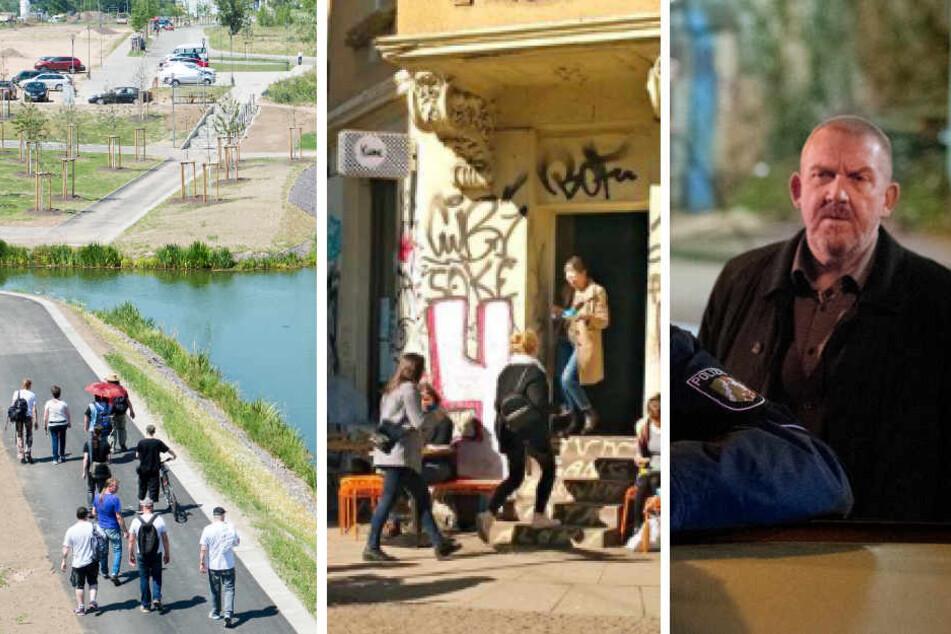 Laufen, essen, rätseln: Das könnt ihr am Sonntag in Leipzig unternehmen