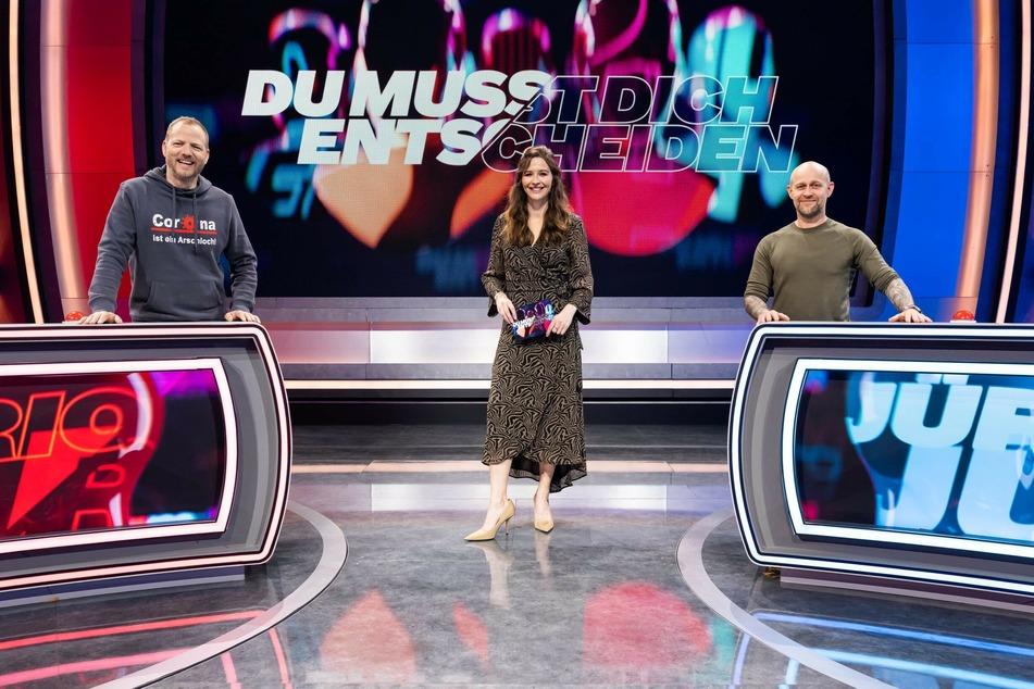 Als Prämisse der Show sollten unter der Moderation von Katrin Bauerfeind (38) gängige Klischees auf den Prüfstand gestellt werden.