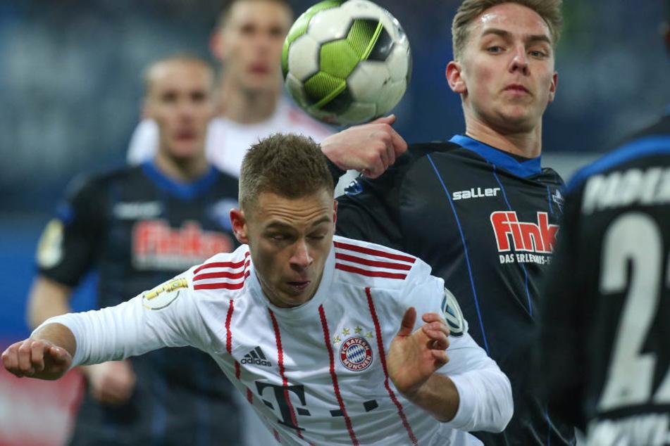 Gegen den Rekordmeister aus München hatte der SCP in der letzten Pokalsaison keine Chance.