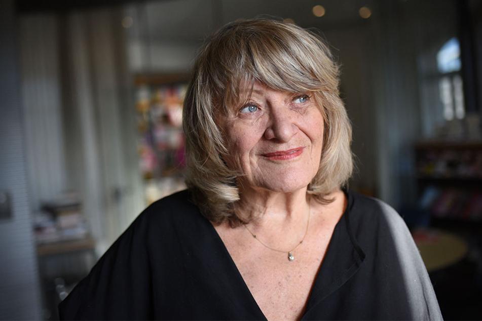 Alice Schwarzer setzt sich seit langer Zeit für die Rechte der Frauen ein.