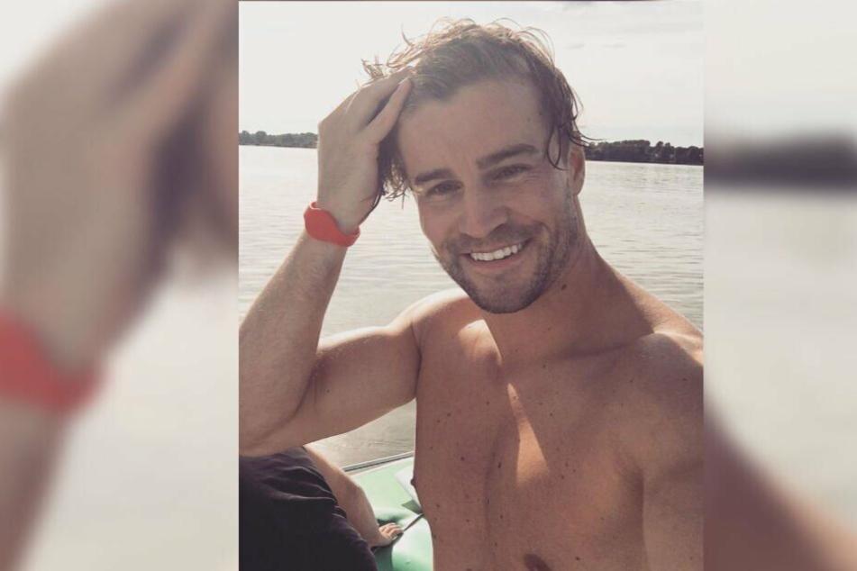 "Der 31-Jährige nimmt derzeit an der Kuppel-Show ""Bachelor in Paradise"" teil."