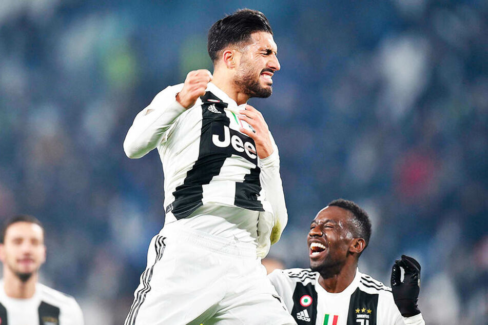 Durfte bei Juventus Turin in dieser Saison schon vier eigenen Tore bejubeln: Emre Can (oben).