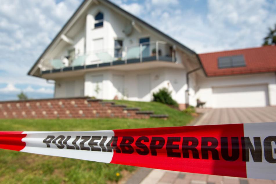 Walter Lübcke war auf der Terrasse seines Hauses erschossen worden.