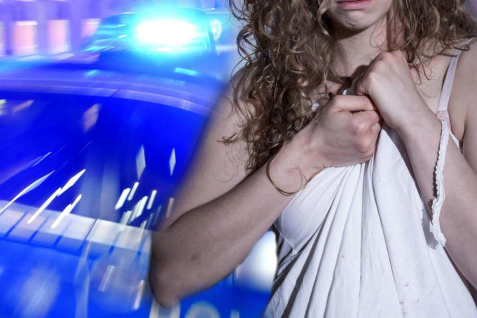 Ein Polizist soll eine 24-Jährige vergewaltigt haben. (Symbolbild)