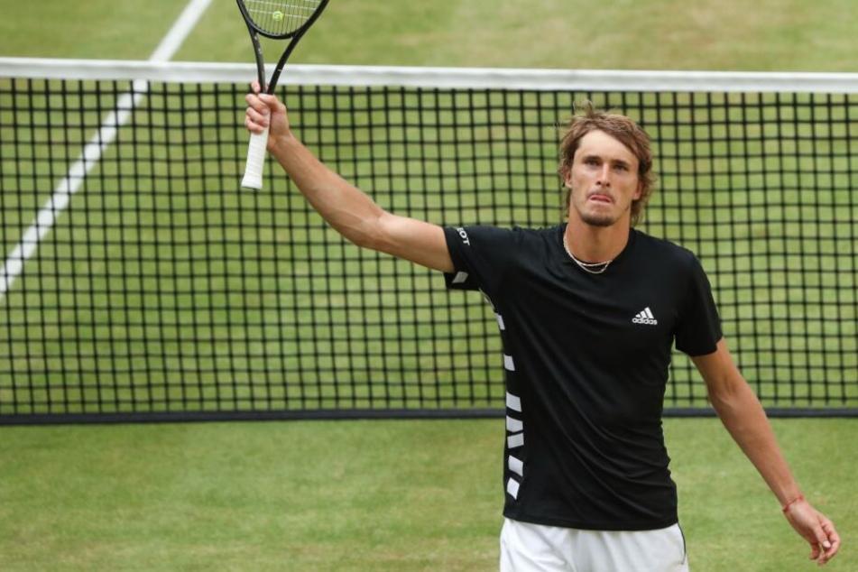Es ist besiegelt! Tennis-Star Alexander Zverev schlägt in alter Heimat auf
