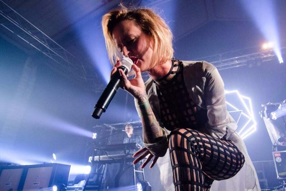Am 30. April ist Jennifer Rostock live in der Thüringenhalle Erfurt