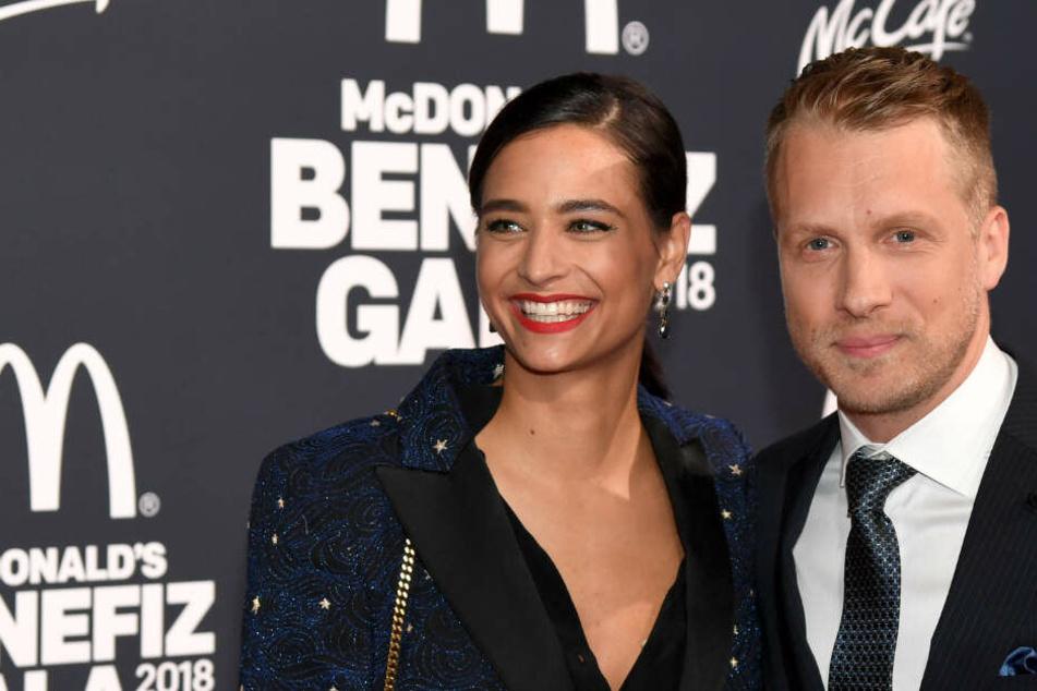 Erst im vergangenen November zeigten sich Oliver Pocher und Amira Aly erstmals gemeinsam auf dem roten Teppich.