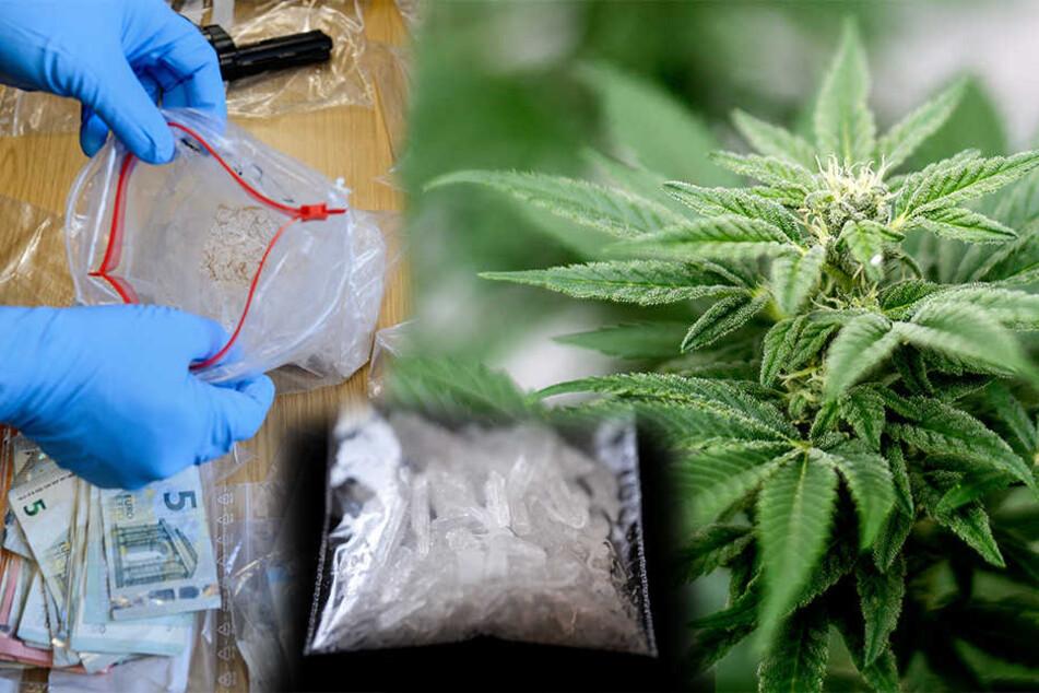 Polizei sucht Diebesgut und findet kiloweise Drogen