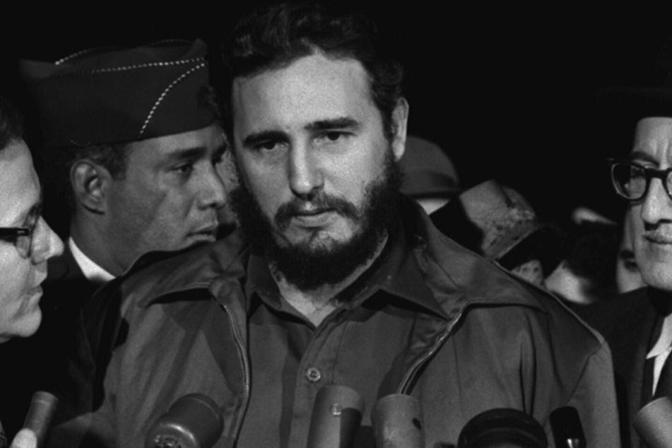 Einer der bekanntesten Sterbefälle in 2016 war der Tod von Fidel Castro am 25. November.
