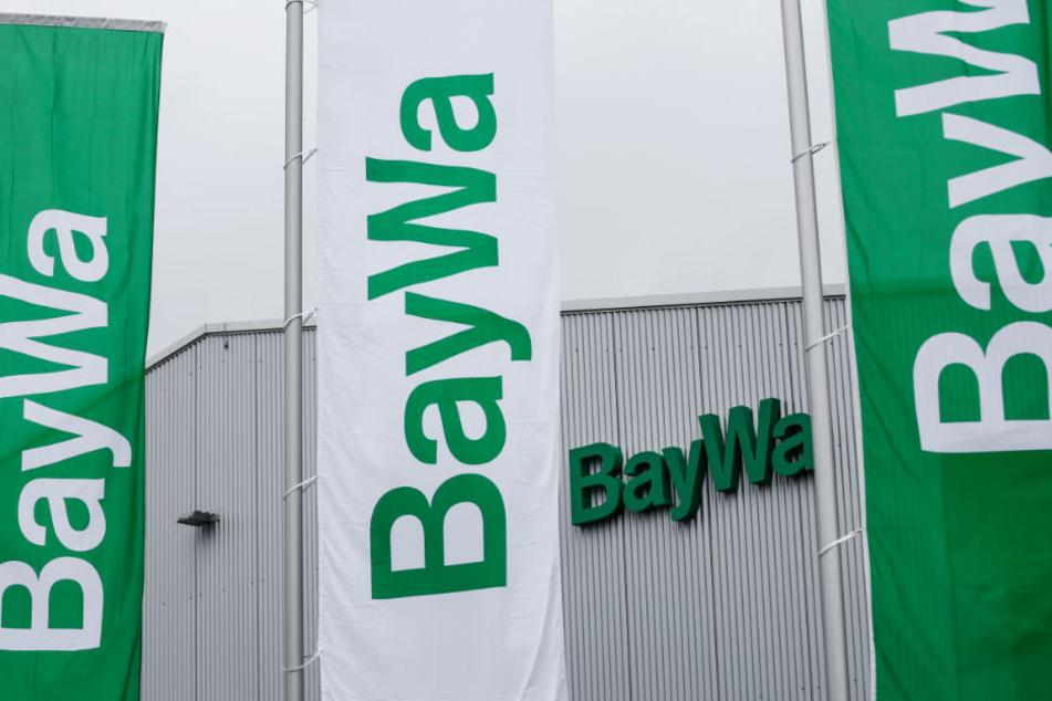 Die Baywa ist nach eigenen Angaben weltgrößter Händler von Sojaschrot. (Archivbild)
