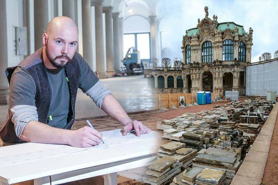 In den Zwinger kommt ein Museum - über den Zwinger