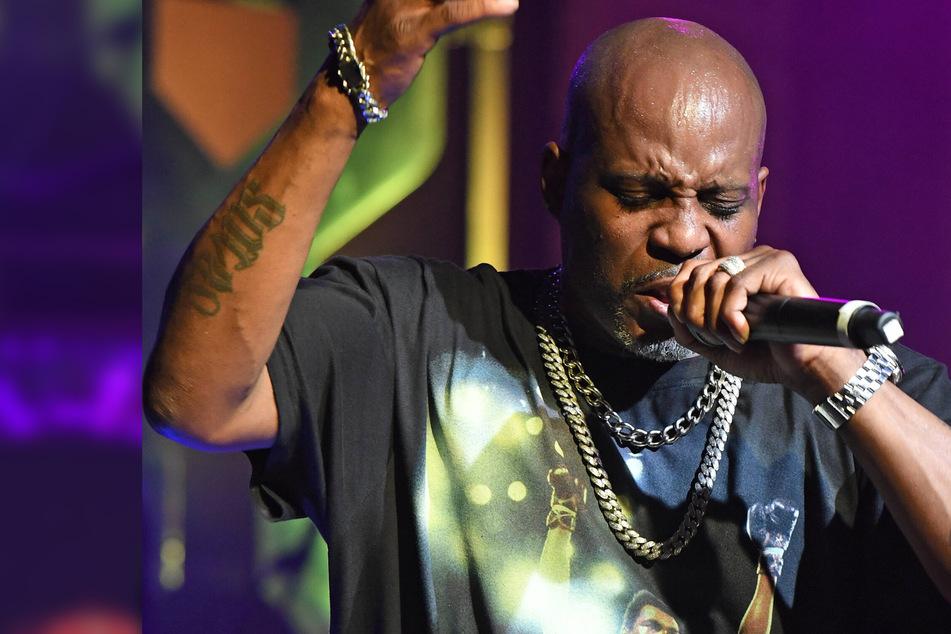 Rap-Legende DMX kämpft nach Überdosis und Herzinfarkt um sein Leben