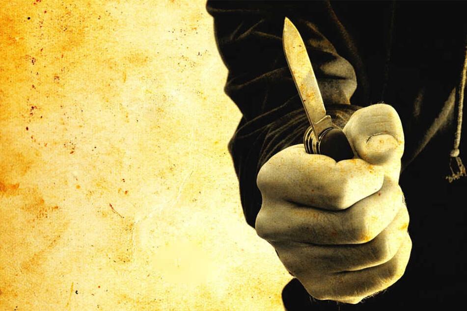 War es eine Messerattacke? Die Kriminalpolizei ermittelt