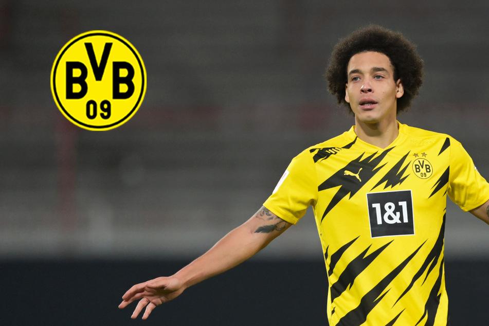 Verletzter BVB-Star Axel Witsel vor Absprung? Lässt Dortmund seinen Strategen ziehen?
