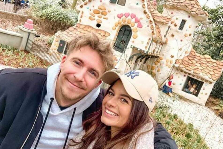 Davids neue Liebe: Ex-Bachelor-Kandidatin Maxime Herbord (24).