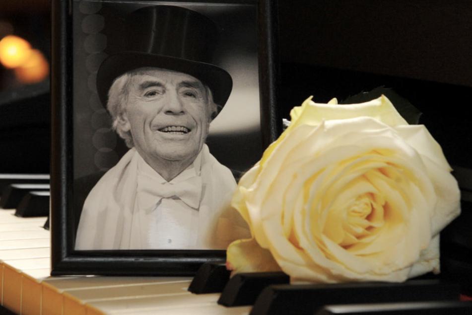 Johannes Heesters war im Jahr 2011 im stolzen Alter von 108 gestorben. (Archivbild)