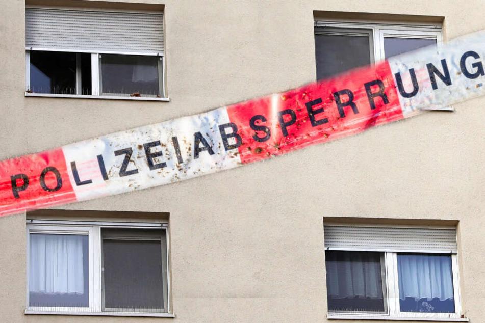In Schkeuditz ist Donnerstagnacht ein Mann aus einem Fenster gestürzt. (Symbolbild)