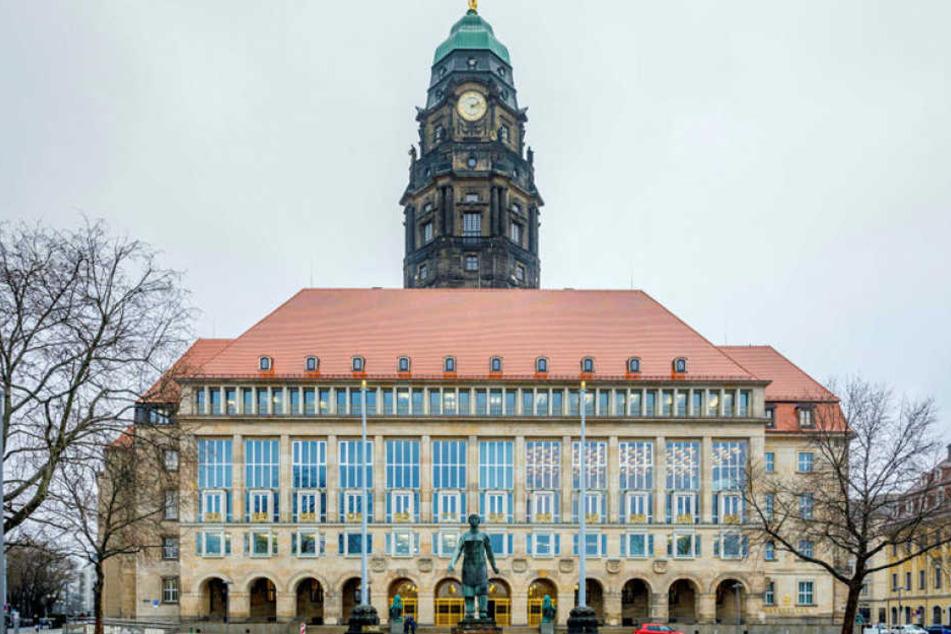 Der erste Teil der Rathaus-Sanierung kostete statt der geplanten 25 satte  38,2 Millionen Euro.