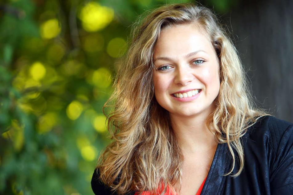 Hat wieder gut lachen: Babett Preuß wurde ein neues Herz transplantiert.