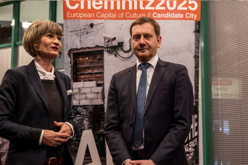 Sachsen verspricht Soforthilfe für Kulturhauptstadt 2025
