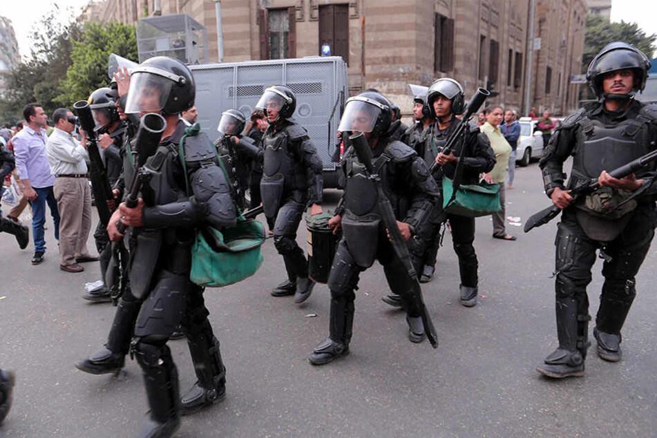 Christen bei Angriff auf Bus in Ägypten getötet