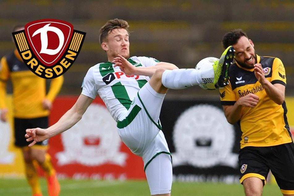 Fabian Müller und Dynamo: Die Zeichen stehen auf Trennung!