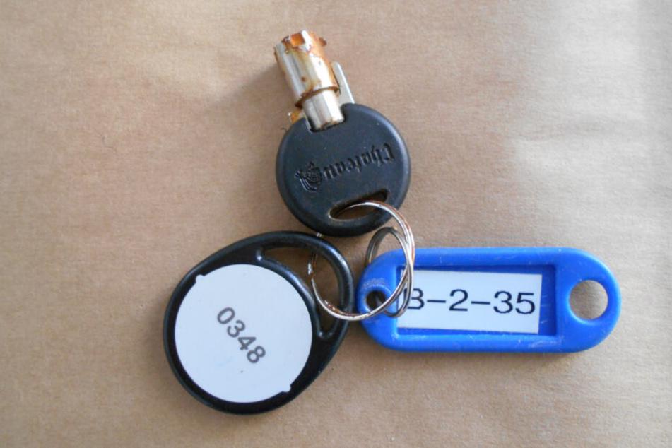 Diese Schlüssel gaben den entscheidenden Hinweis.