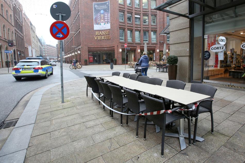 Hamburg verschärft Lockdown: Diese Corona-Regeln gelten ab Freitag