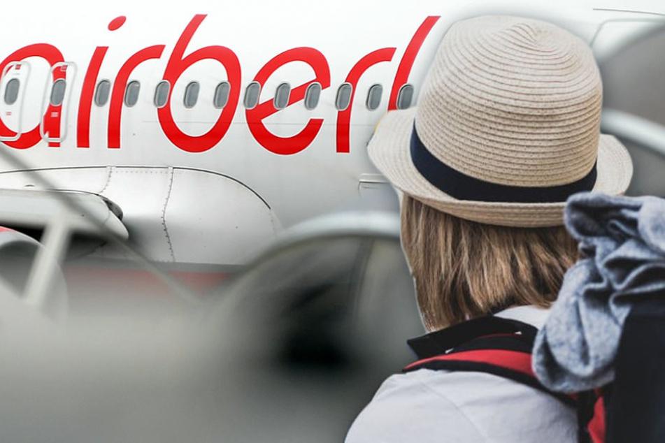 Mutter außer sich: Air Berlin lässt Jungen (13) am Flughafen sitzen