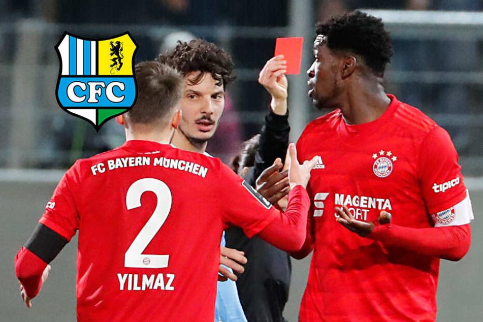 Nach knappem CFC-Sieg: Platzverweis für Bayerns Torjäger Wriedt erhitzt die Gemüter
